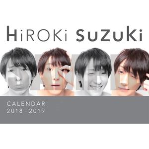 2018-2019 卓上カレンダー(A5サイズ)