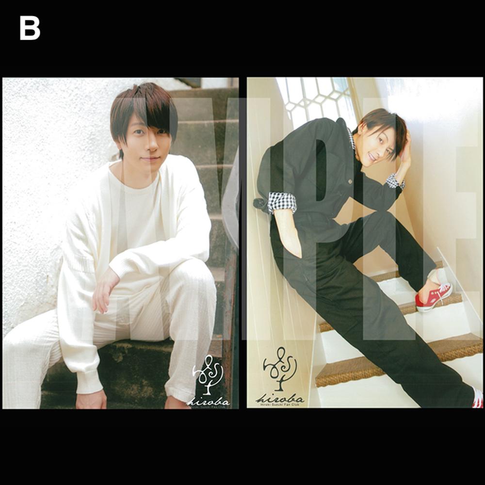 拡場2021 2L版ブロマイド(A〜B)